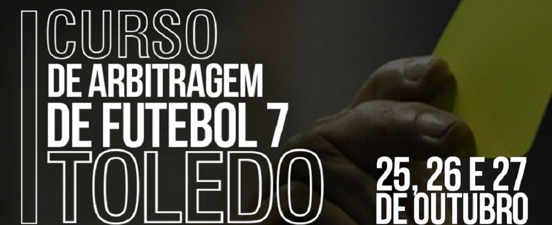 CBF7 PROMOVE CURSO DE ARBITRAGEM NO PARANÁ