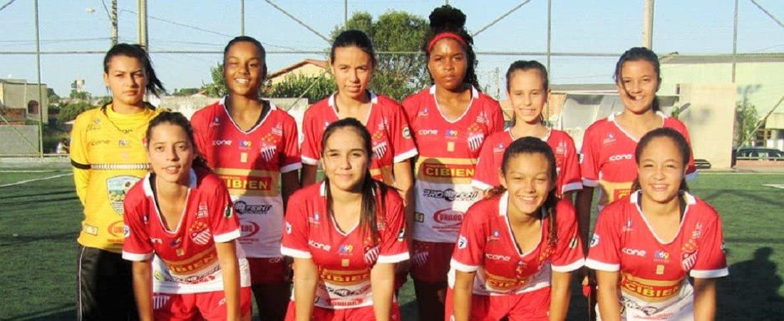 FF7ES É PIONEIRA EM CAMPEONATO FEMININO DE BASE