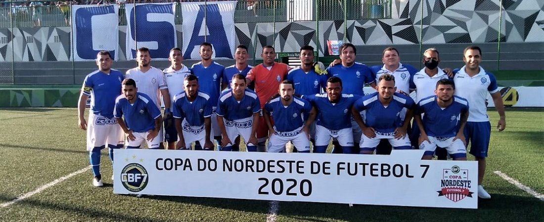 CSA (AL) VENCE NOS SHOOT-OUTS E ESTÁ NA FINAL DA COPA DO NORDESTE