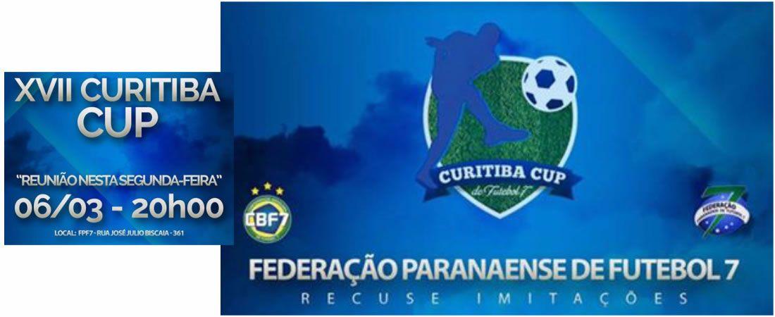 XVIII CURITIBA CUP 2017