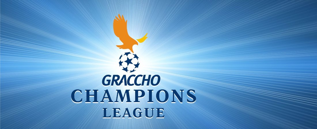 GRACCHO CHAMPIONS LEAGUE AGORA É LIGA DO SISTEMA CBF7