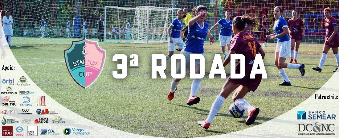 CLASSIFICADOS! ÚLTIMA RODADA DEFINE O MATA-MATA DA STARTUP CUP