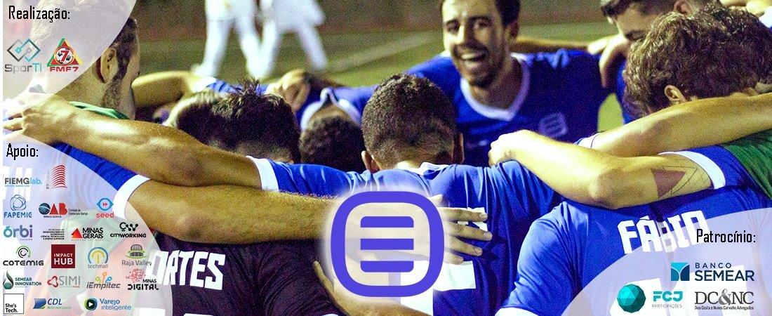RUMO À FINAL: NA STARTUP CUP, O FUTEBOL DEU ROCK