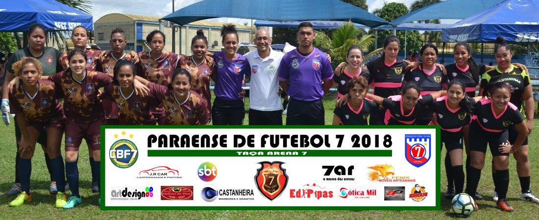 TV LEÃO FC FEMININO VENCE ANGELS FF NA ESTRÉIA DA TAÇA ARENA 7
