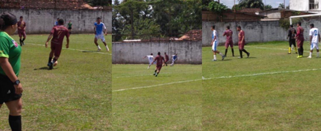 TV LEÃO FC VENCE POR 5 X 4 BARCELONA CLASSE A NO JOGO DE VOLTA