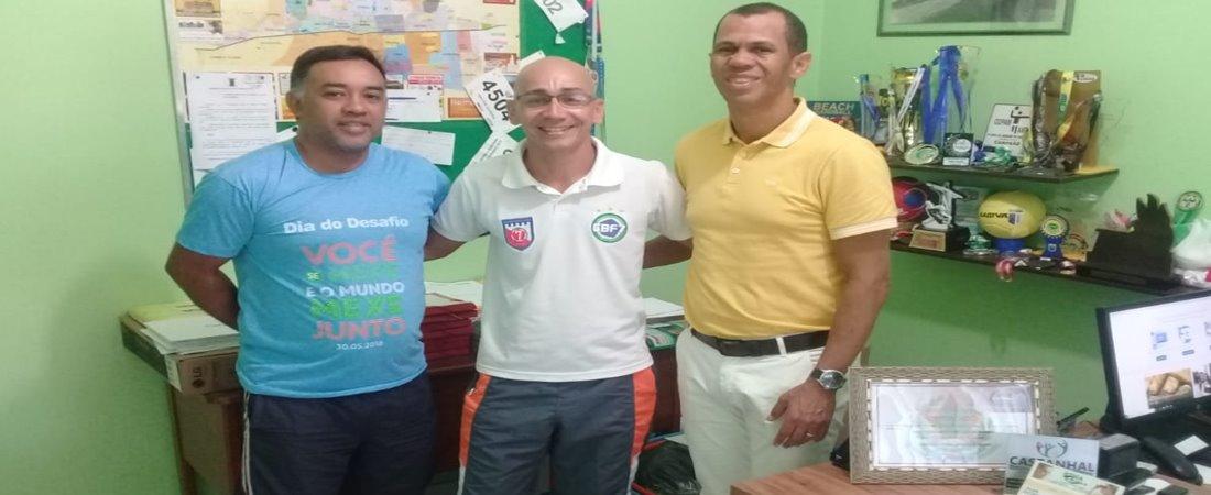SECRETARIA DE ESPORTES DE CASTANHAL APOIA A COPA NORDESTE DA FF7PA