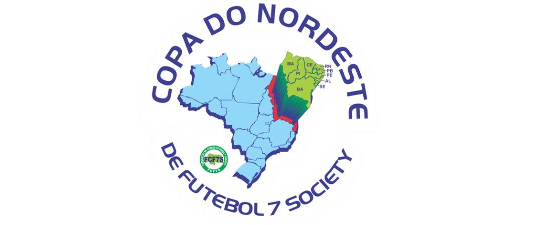 COPA DO NORDESTE DE FUTEBOL 7 - 2018