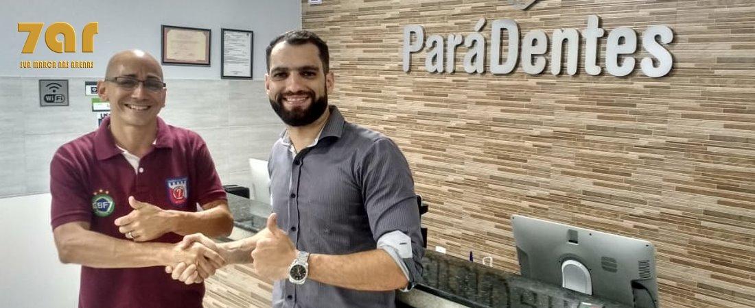 PARÁ DENTES FIRMA PARCERIA COM A FF7PA E ATLETAS FILIADOS TERÃO BENEFÍCIOS