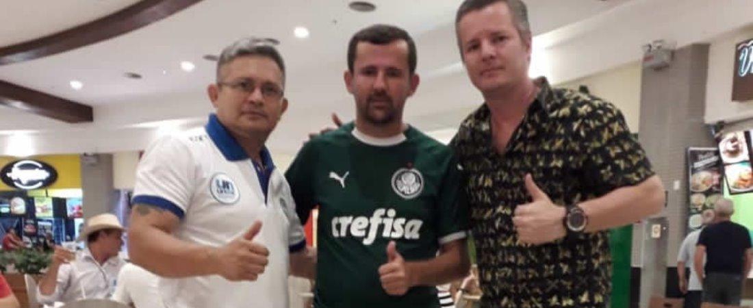 PRESIDENTE DA FF7 NOMEIA DIRETOR REGIONAL, NA REGIÃO CENTRAL DO ESTADO DE R