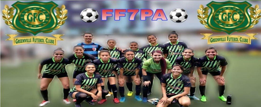 GREENVILLE FUTEBOL CLUBE ESTÁ NA FINAL DO PARAENSE 2019 DE FUTEBOL 7