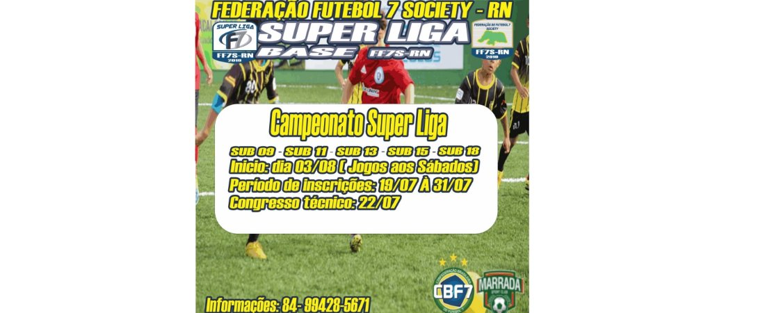 SUPER LIGA DE BASE 2019 - CONGRESSO TÉCNICO