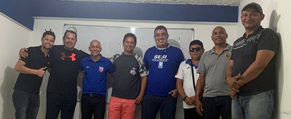 VEM AI ! COPA CASTANHAL DE FUTEBOL 7 INTEGRANDO AS REGIÕES DO PARÁ