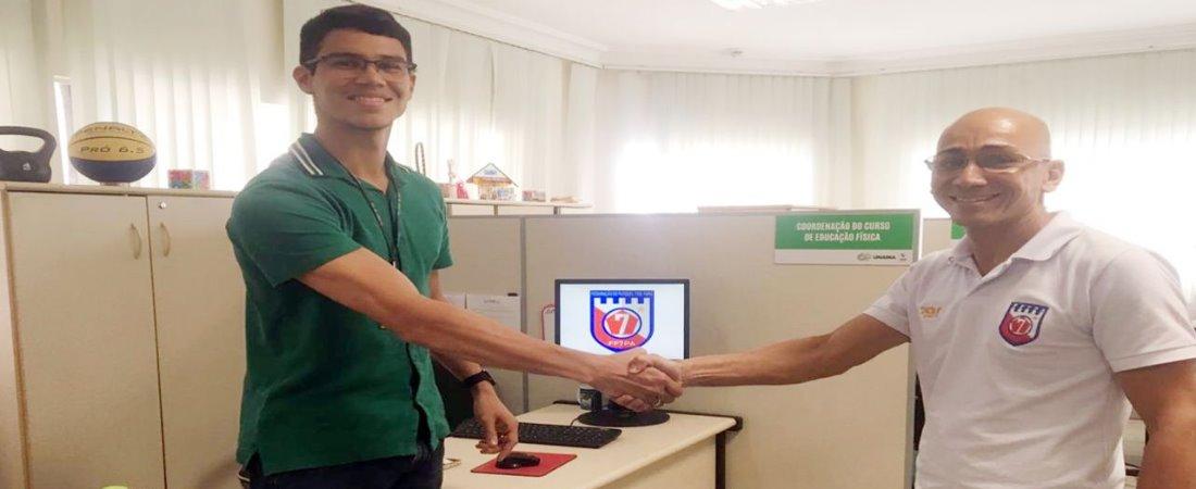 UNAMA BR E FF7PA FIRMAM PARCERIA EM PROJETOS NA REGIÃO NORTE DO BRASIL
