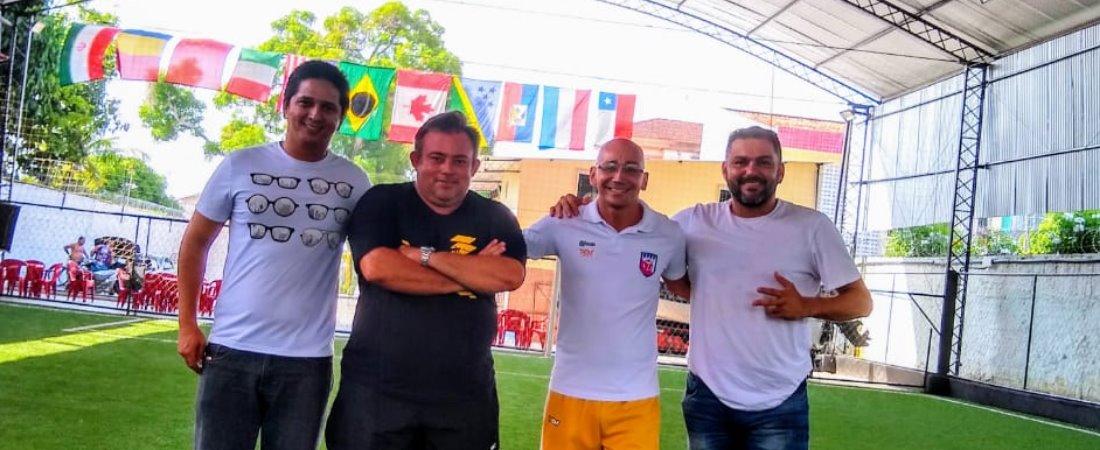 ARENAS DA ILHA SEDIARÃO COPA MOSQUEIRO 2019 DA FF7PA