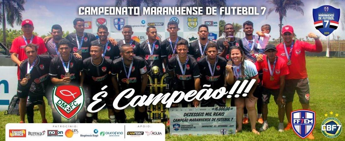 FF7EM REALIZA GRANDE FINAL DO CAMPEONATO MARANHENSE DE FUTETOL 7