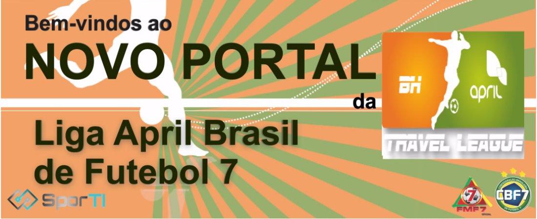 NOVO PORTAL DA LIGA APRIL BRASIL ESTÁ NO AR