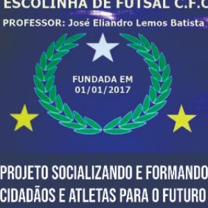 ESCOLINHA CFC SUB 11