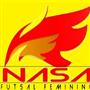 NÓS AINDA SOMOS AMADORAS FUTSAL FEMININO - NASA F.F.